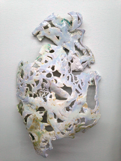 , 'Lung #1,' 2015, Mark Moore Fine Art