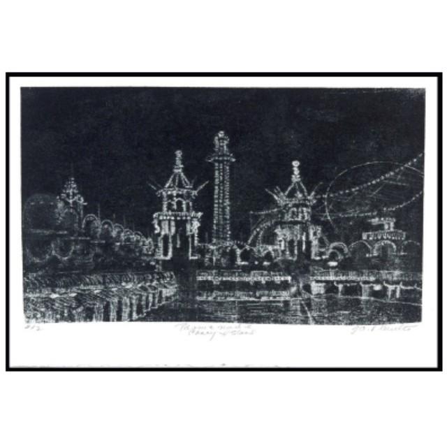 , 'Old Coney Island,' , InLiquid