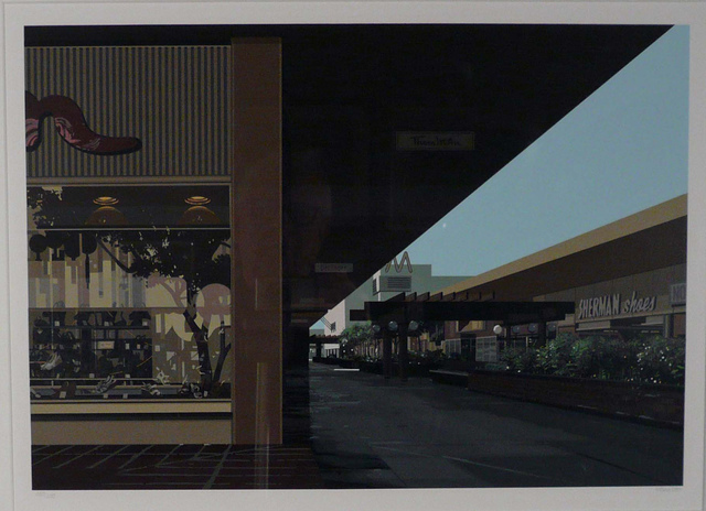 , 'LAKEWOOD MALL,' 1981, Edward T. Pollack Fine Arts