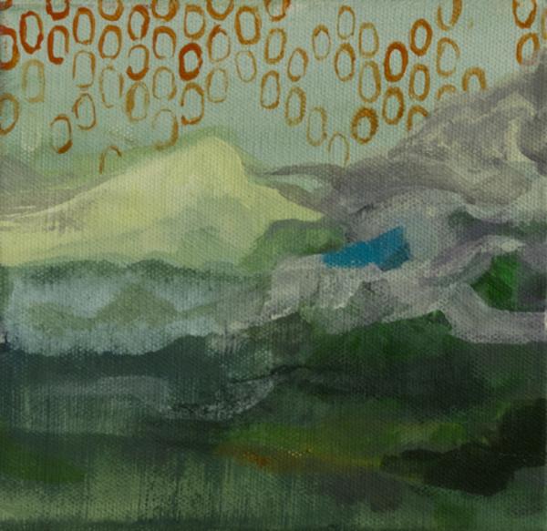 , 'Be a Mountain ,' 2016, David Barnett Gallery