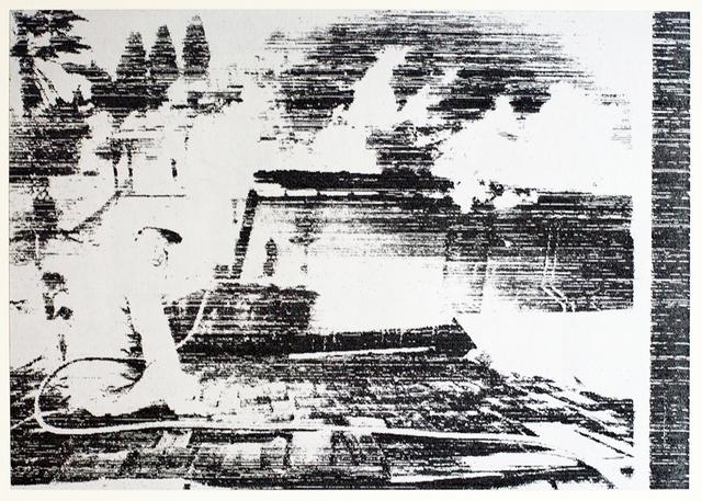 , 'Fax,' 1980, In Situ - Fabienne Leclerc