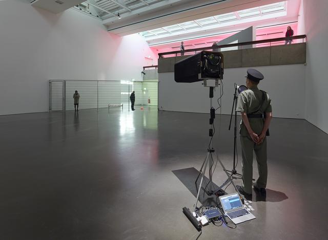 , 'Canon,' 2016, Guggenheim Museum