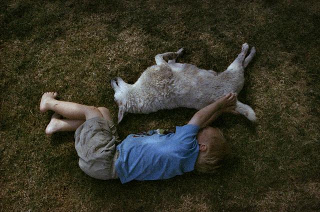 , 'Eddie and Wills,' 2003, Galerie Les filles du calvaire