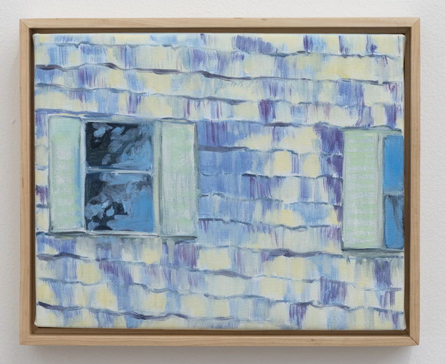, 'Window and a Half,' 2017, Crush Curatorial