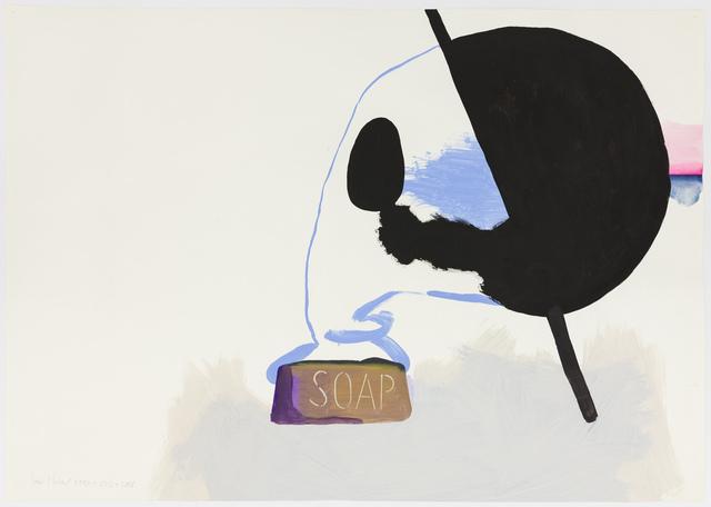 , 'Soap (Výlupek s pejzou) / Rascal with a Sideburn,' 1990-2018, Galerie Martin Janda