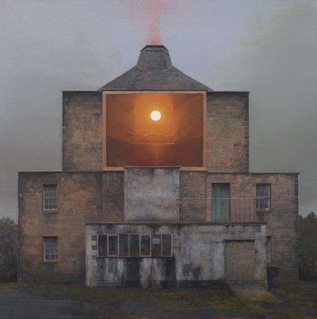 , 'Sun Station,' 2016, bo.lee gallery