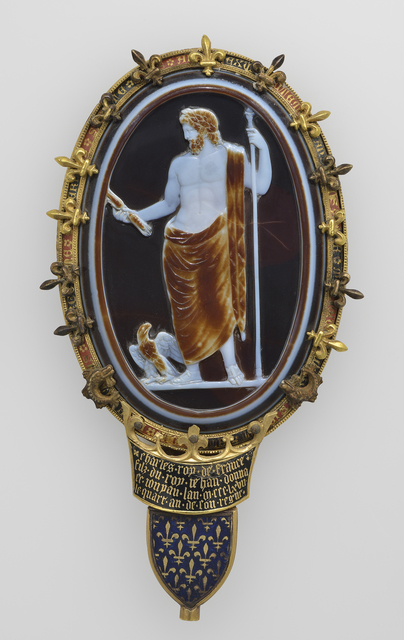 , 'Cameo of Jupiter,' About 50, Legion of Honor