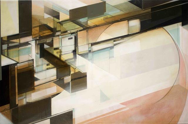 , 'Expansión,' 2014, Celaya Brothers Gallery