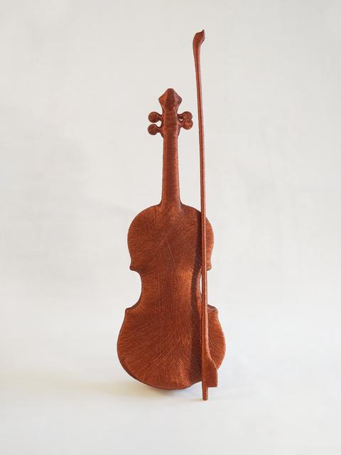 , 'Violin,' 2014, Union Gallery