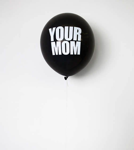 , 'Your Mom Balloon,' , SMAC