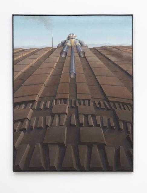 , 'Ohne Titel (Landschaft),' 1974, PPC Philipp Pflug Contemporary