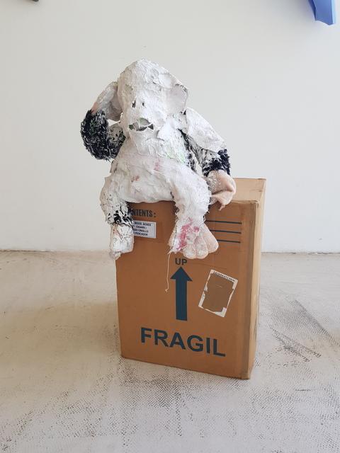 Martin Mele, ' Ohne Titel', 2019, Galerie Mark Müller