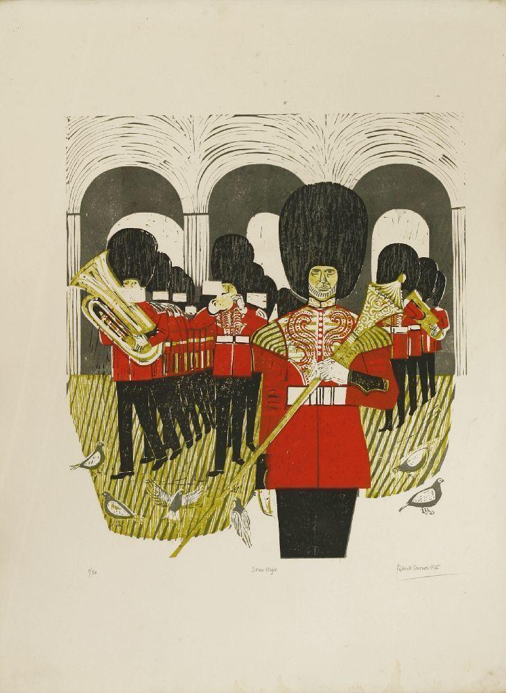 Httpsartsyartworkromare Bearden Out Chorus Rhythm