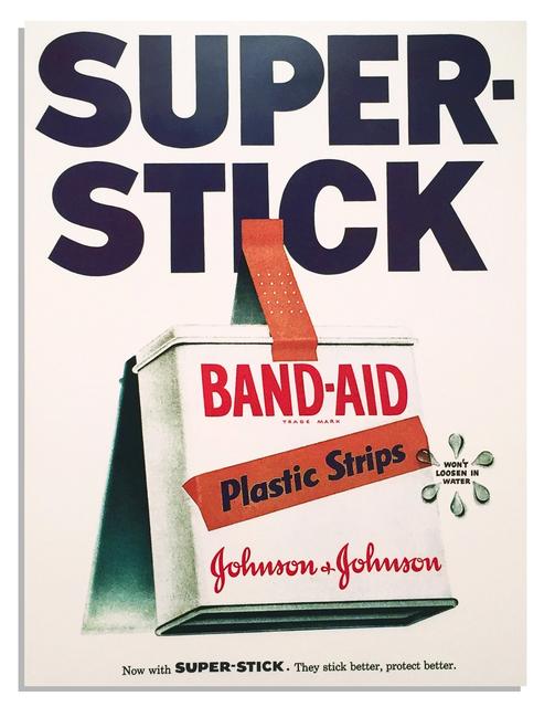 , 'Super-Stick,' 2015, HG Contemporary