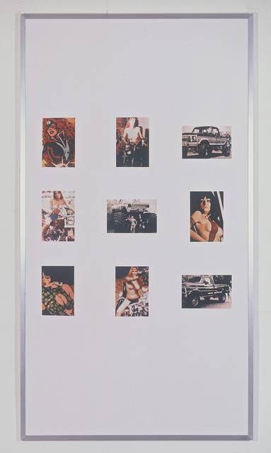 , 'Gang (Bikes and Trucks),' 1986, Galerie Isabella Czarnowska