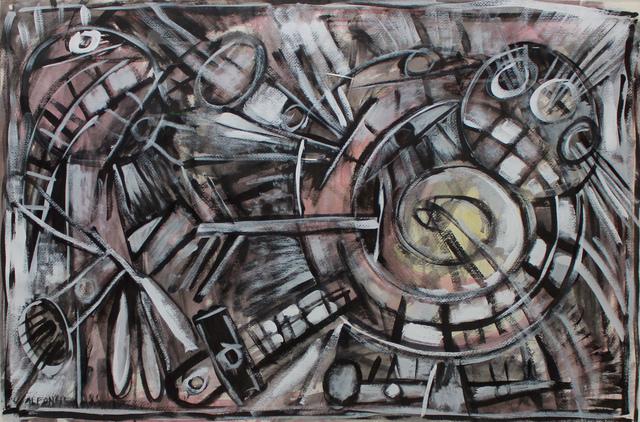 , 'Untitled 1988,' 1988, Robert Berman Gallery