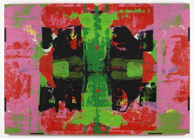 , 'Untitled (Blot),' 2014, MCA Chicago