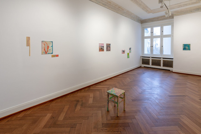 Hayley Tompkins, 'Installation view I', each 2019, Drawing Room