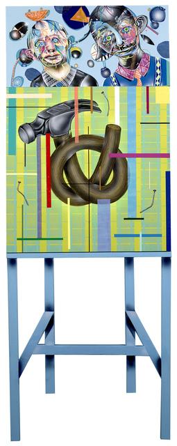 , 'PULL AND PICK,' 2013, Antonio Colombo