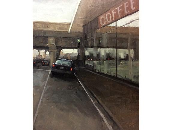 , 'Ink Block,' , Addison Art Gallery
