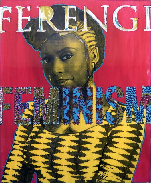 , 'Americanah (Ferengi Feminism),' 2017, LAUNCH LA