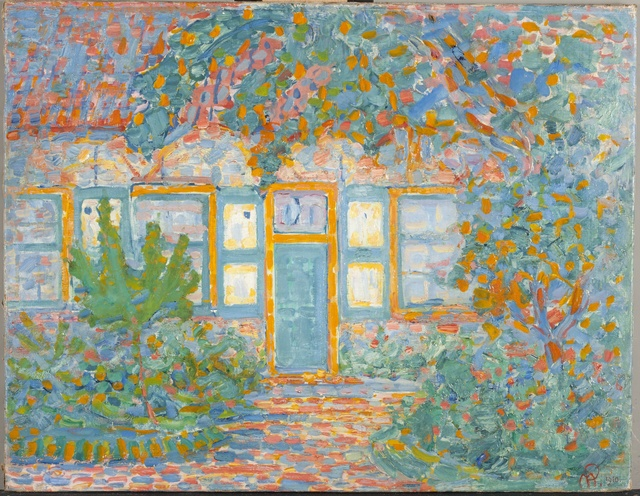 , 'Little House in Sunlight,' 1909 -early 1910, Turner Contemporary