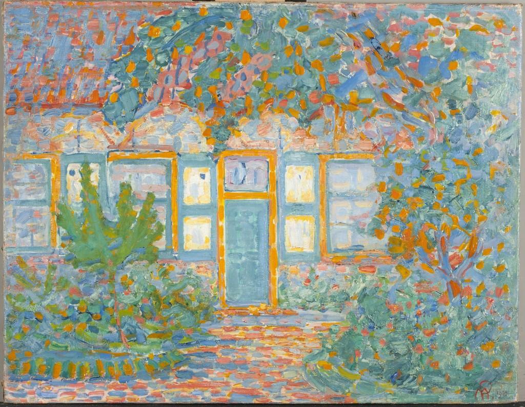 Kazimir Malevich Paintings How Mondrian Wen...