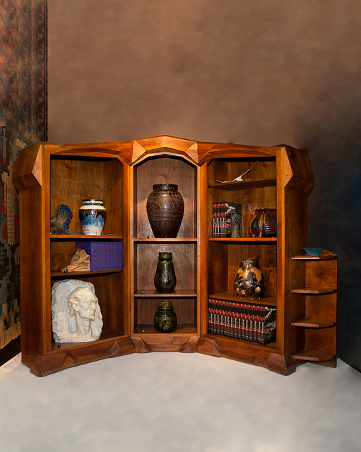 , 'Anthroposophical Bookcase,' 1931, Jason Jacques Gallery