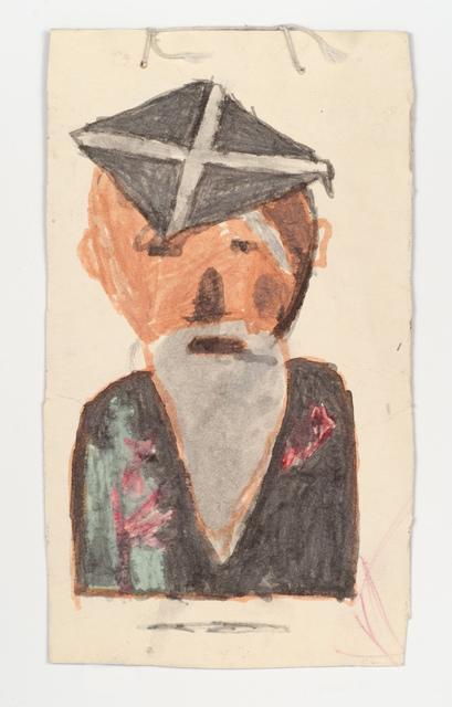 , 'Untitled (Professor),' n.d., Fleisher/Ollman