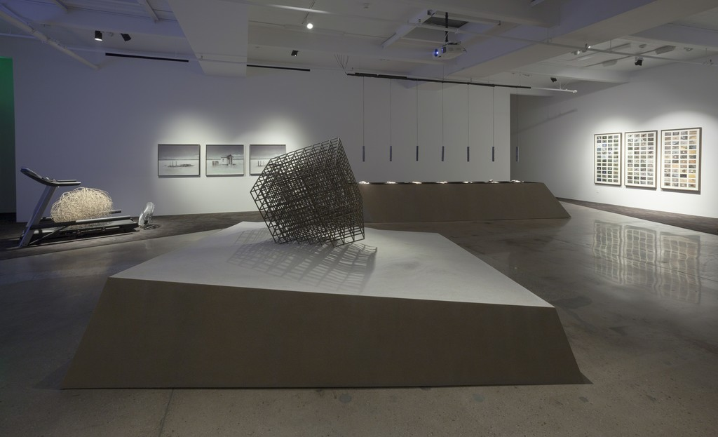 Desert Now, Installation view, Steve Turner, March 2016