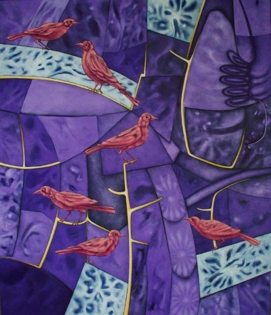 , 'Aviario # 2,' , Biaggi & Faure Fine Art
