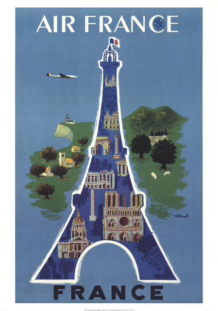 , 'Air France,' 2002, ArtWise