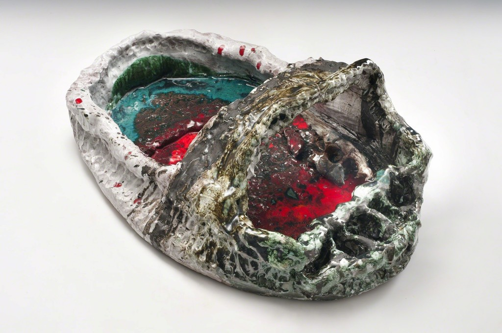 Top 10 contemporary artists working with ceramics for Sterling ruby paintings