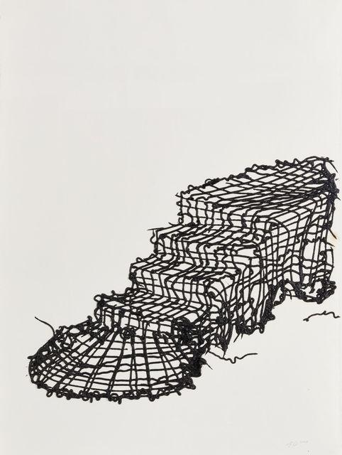 Angel Otero, 'Macrame Stairs', 2009, Roseberys