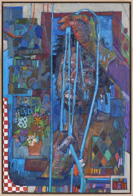 , 'Diamond Mine,' 2018, Christopher Moller Gallery