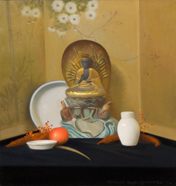Robert Douglas Hunter, 'Arrangement with an Asian Figurine', 2006, Vose Galleries