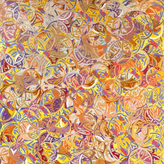 , 'op-oop-oop-op,' 2016, Geary Contemporary