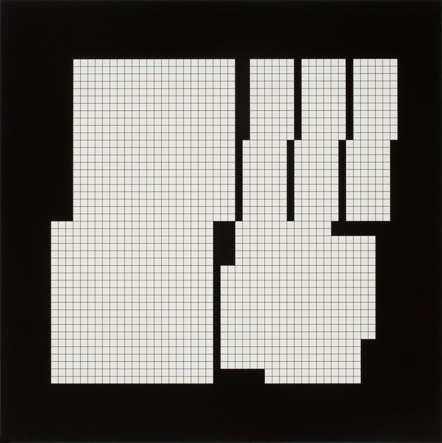 , 'koordination psf3-a1-1970-73,' 1985, VILTIN Gallery