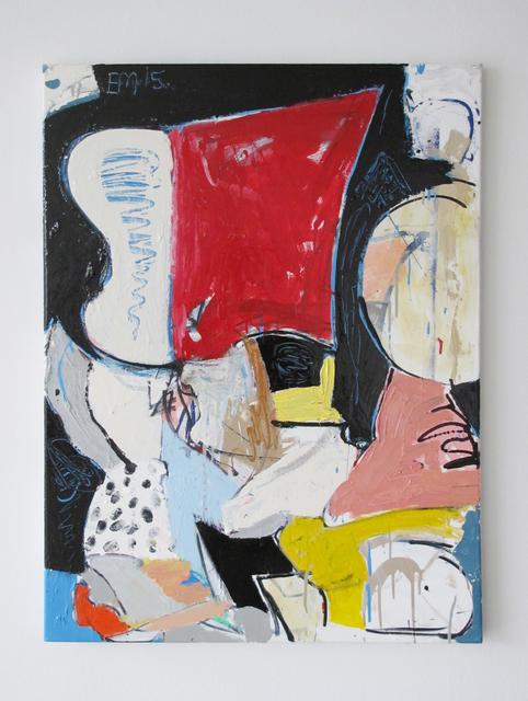 , 'Planet Print,' 2015, V1 Gallery