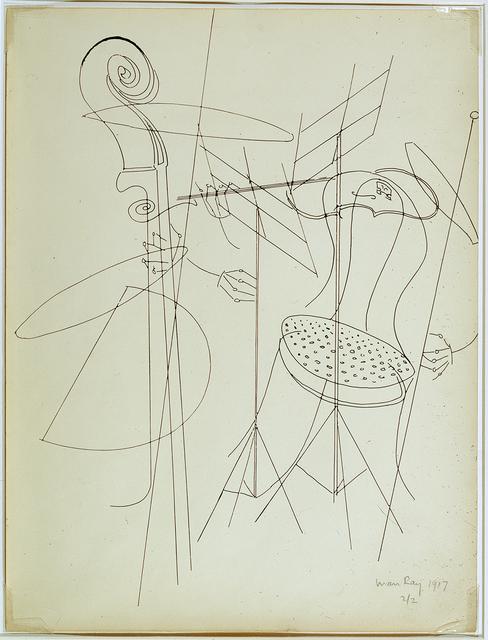 , 'Quartet,' 1917, Francis M. Naumann Fine Art