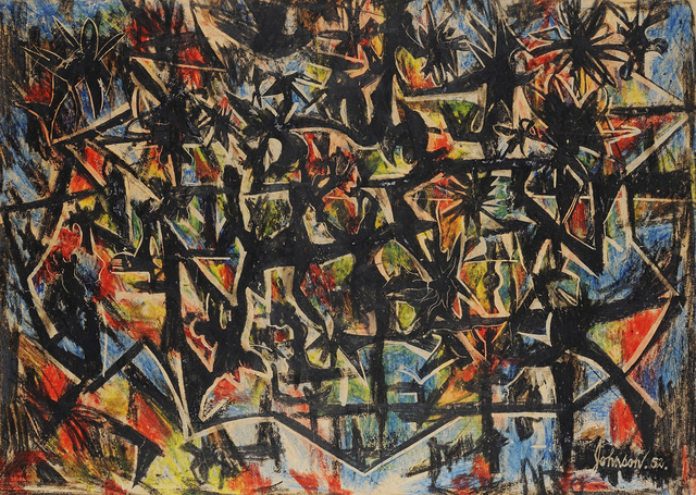 George Johnson, '(Untitled)', 1952, Charles Nodrum Gallery