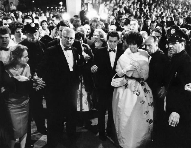 Julian Wasser, 'Liz Taylor at the Oscars, 1961', 1961, Hilton Asmus