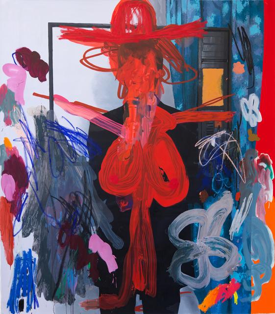 , 'The bird Catcher,' 2018, Galerie Krinzinger