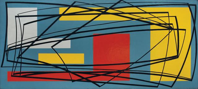 , 'Proyecto Mural,' 1956, Galería de las Misiones
