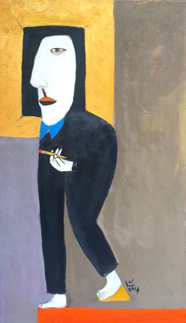 , 'HTH Portrait 05,' 2014, Art Vietnam Gallery