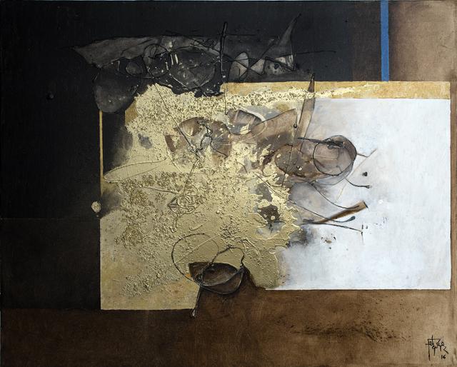 , 'Sin título 13/16,' 2016, Durban Segnini Gallery