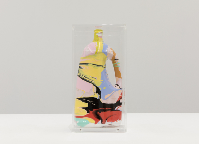, 'Tsunami Study 12,' 2018, Daniel Faria Gallery