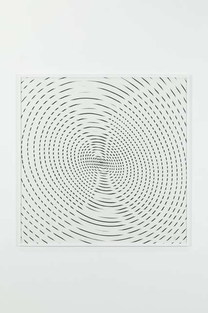, 'Spiral, 105/125,' 1955, Galerie Denise René