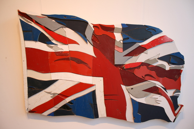 , 'Waving Flag I,' , Plus One Gallery