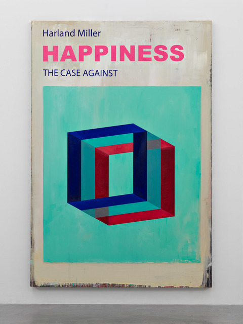 Harland Miller, 'Happiness The Case Against', 2016, Blain | Southern